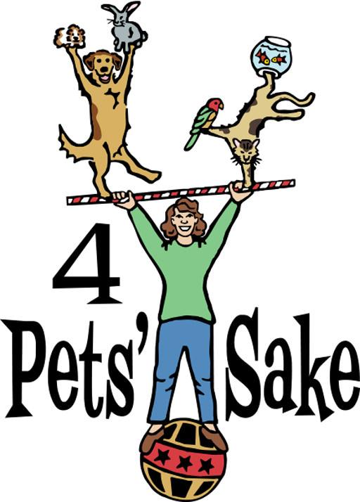 4 Pets' Sake